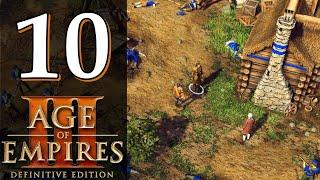 Прохождение Age of Empires 3: Definitive Edition #10 - Странные союзы [Акт 2: Лёд]