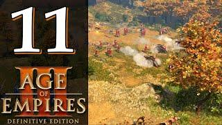 Прохождение Age of Empires 3: Definitive Edition #11 - Спасение [Акт 2: Лёд]