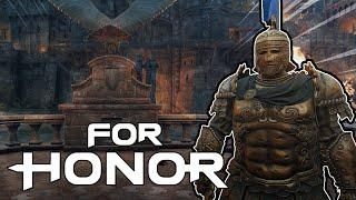 FOR HONOR - 45 MINUTES OF CENTURION GAMEPLAY!