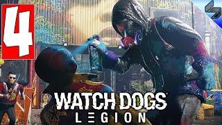 Прохождение Watch Dogs Legion (Легион) ➤ Часть 4 ➤ На Русском ➤ Обзор На ПК [2020]