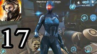 Dead Effect 2 iPhone Gameplay Walkthrough Chapter 17: Russian Trail