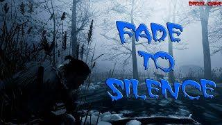 Fade to Silence - Обзор на русском языке - Немного gameplay - Survival horror 2017
