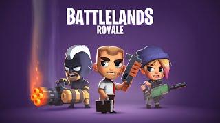 battlelands. funny royal-battle action game. try win. walkthrough (android games)