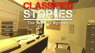 Classified Stories: The Tome of Myrkah ► Прохождение | PC Gameplay