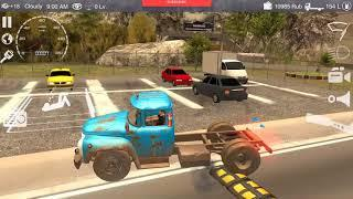 Russian Car Driver 2: ZIL 130 Gameplay (PC Game)