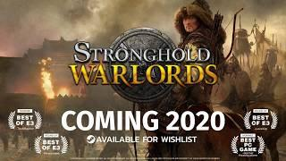 Stronghold: Warlords - трейлер геймплея на русском