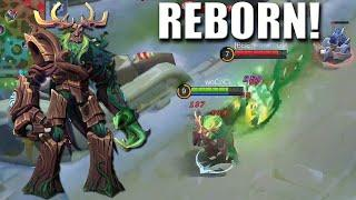 Reborn Belerick Gameplay - Mobile Legends: Bang Bang!