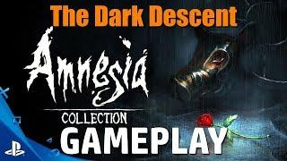 Amnesia: Collection (The Dark Descent) (PS4) | Геймплей (Gameplay HD) на Русском!
