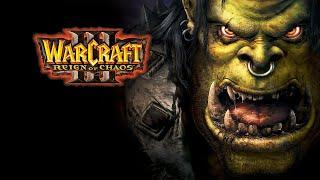 Прохождение Warcraft III: Reign of Chaos #4 - Черная гора проблем