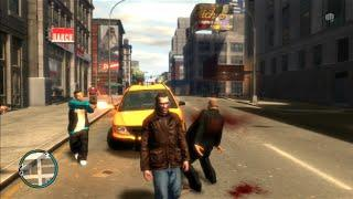Sly Gameplay - GTA 4 Gang Life (Little Italy/Russian Mob/Funny Moments)