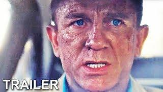 NO TIME TO DIE Official Trailer (2020) James Bond, Action Movie HD