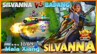 Silvanna New Hero Gameplay | Imperial Knightess Silvanna by Mala Xiang Guo200Foe ~ Mobile Legends