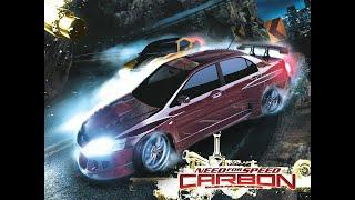 Прохождение Need for Speed Carbon #11 серия .Wolf я иду за тобой !