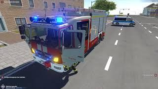 Emergency Call 112 – Russian Fire Service Gameplay! 4K