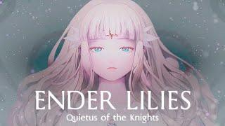 ENDER LILIES Quietus of the Knights ► Прохождение #4 | PC Gameplay