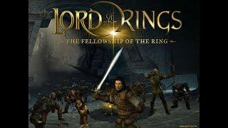 The Lord of the Rings: The Fellowship of the Ring. Полное прохождение без комментариев