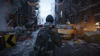Tom Clancy's The Division: геймплей с E3 2014 (русский перевод)