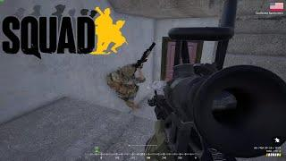 Squad Gameplay   Russian Special Forces destoys US Army (No Commentary)