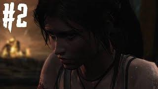 TOMB RAIDER Gameplay Walkthrough Part 2 - The Russian's [HD]