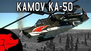 "Kamov Ka-50 | ""Russian Sniper"" Review & Gameplay (War Thunder Helicopters)"