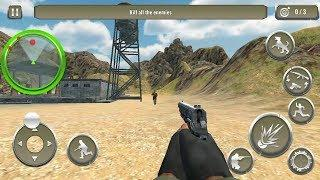 Russian Army Civil War Battlegrounds Survival (by Simulation Games Inc) Android Gameplay [HD]