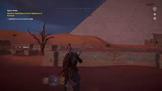 Assassin creed Origins gameplay walkthrough