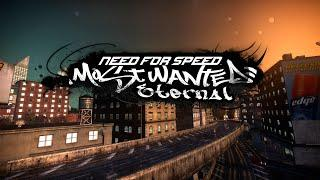 NFS: MOST WANTED - ETERNAL GRAPHICS MOD 4K (REMASTERED 2020) прохождение Часть 7