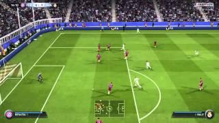 FIFA 15 PS4 Gameplay Русский