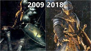 [HD] Dark Souls Games Evolution 2009-2018 (Ps, Xbox, Pc, iOS, Android)