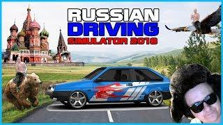 Russian Driving Simulator 2018 (Russian Car Driver Gameplay)