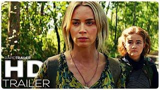 A QUIET PLACE 2 Teaser Trailer (2020) Emily Blunt, Horror Movie HD