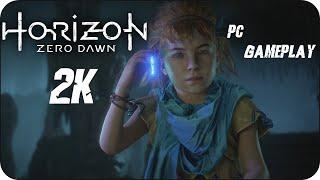 Horizon Zero Dawn Complete Edition ☀ ПРОХОЖДЕНИЕ В 2К НА ПК ☀ PC gameplay