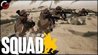 RUSSIAN GROUND FORCES! Dragunov SVD Rifle | Squad Gameplay