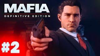 MAFIA DEFINITIVE EDITION НА РУССКОМ | ПРОХОЖДЕНИЯ MAFIA DEFINITIVE EDITION ► СТРИМ 2 ЧАСТЬ