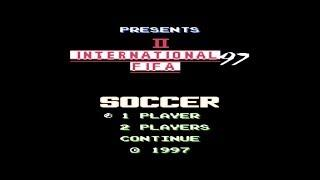 FIFA 97 International Soccer. Dendy [Прохождение / Walkthrough]